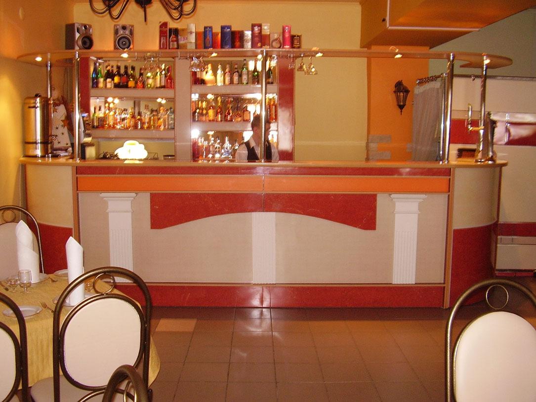 Мебель для ресторанов и кафе, мебель для баров и столовых