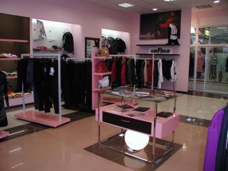 Торговое оборудование для одежды Харьков