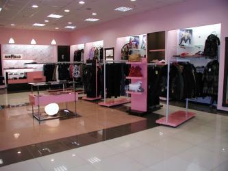Торговое оборудование для магазинов одежды Харьков